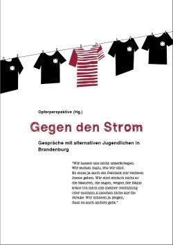 Broschüre »Gegen den Strom«