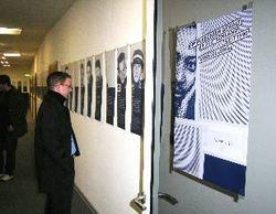 Die Ausstellung »Opfer rechter Gewalt« im Landtag Brandenburg