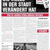 Zeitungsbeilage zum 20. Todestag von Amadeu Antonio in Eberswalde: »Eine Nacht, die vieles in der Stadt verändert hat«