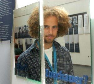 Ausstellung »Opfer rechter Gewalt« im Jugendgästehaus Dachau (Foto: Toni Heigl)