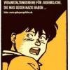 »Bleib kein Opfer!« Veranstaltungsreihe für Jugendliche, die was gegen Nazis haben