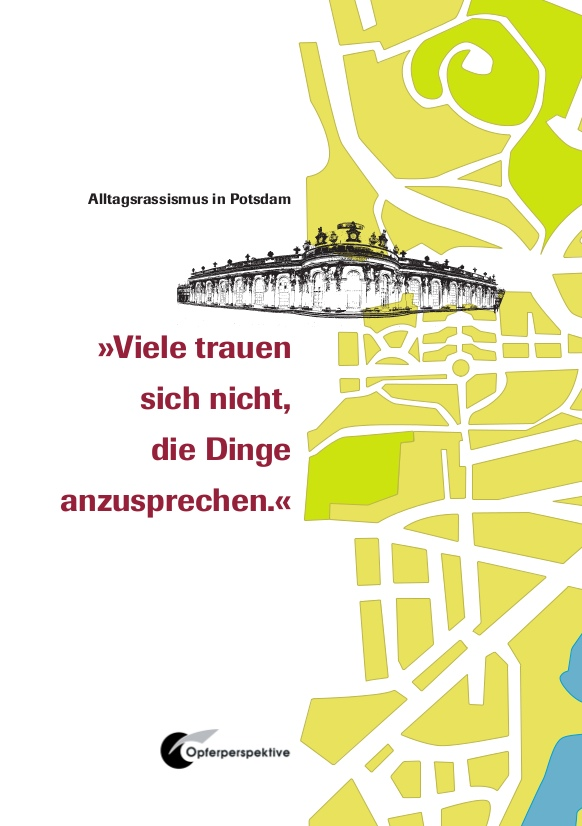Broschüre zu Alltagsrassismus in Potsdam: »Viele trauen sich nicht, die Dinge anzusprechen«