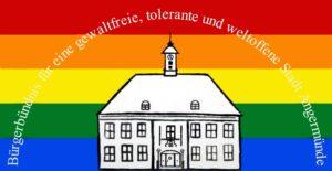 Bürgerbündnis für eine gewaltfreie, tolerante und weltoffene Stadt Angermünde